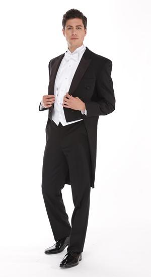 Modern Essentials Tailcoat