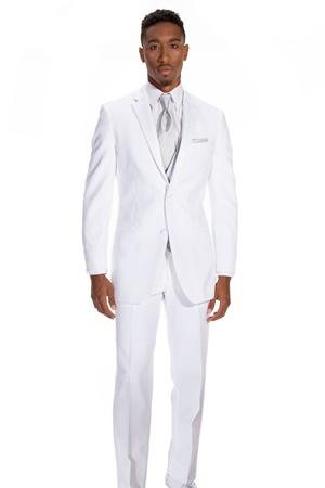 Picture of White Tuxedo